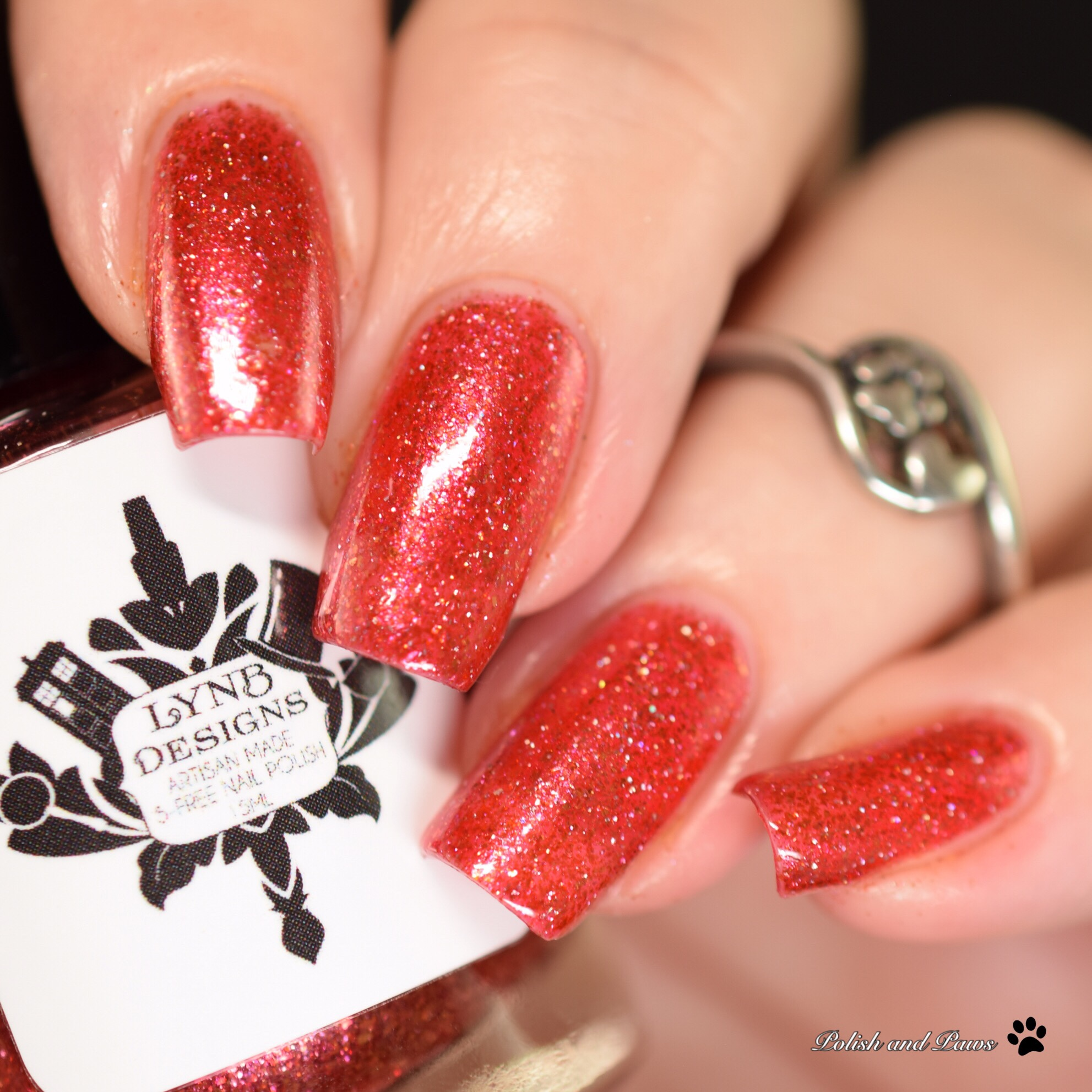 LynB Designs Red Hot Ri Ri