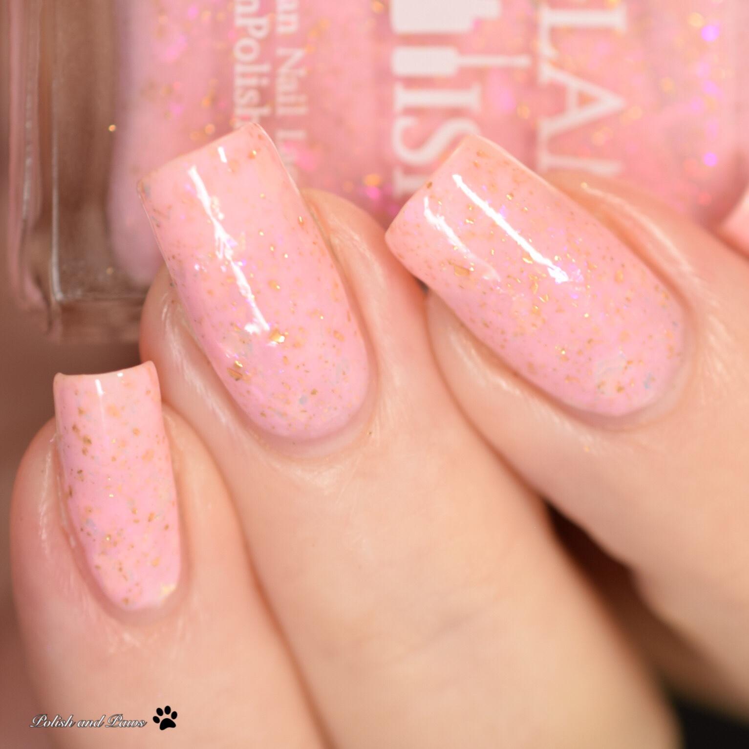 Glam Polish I Like the Pink, it's like Candy