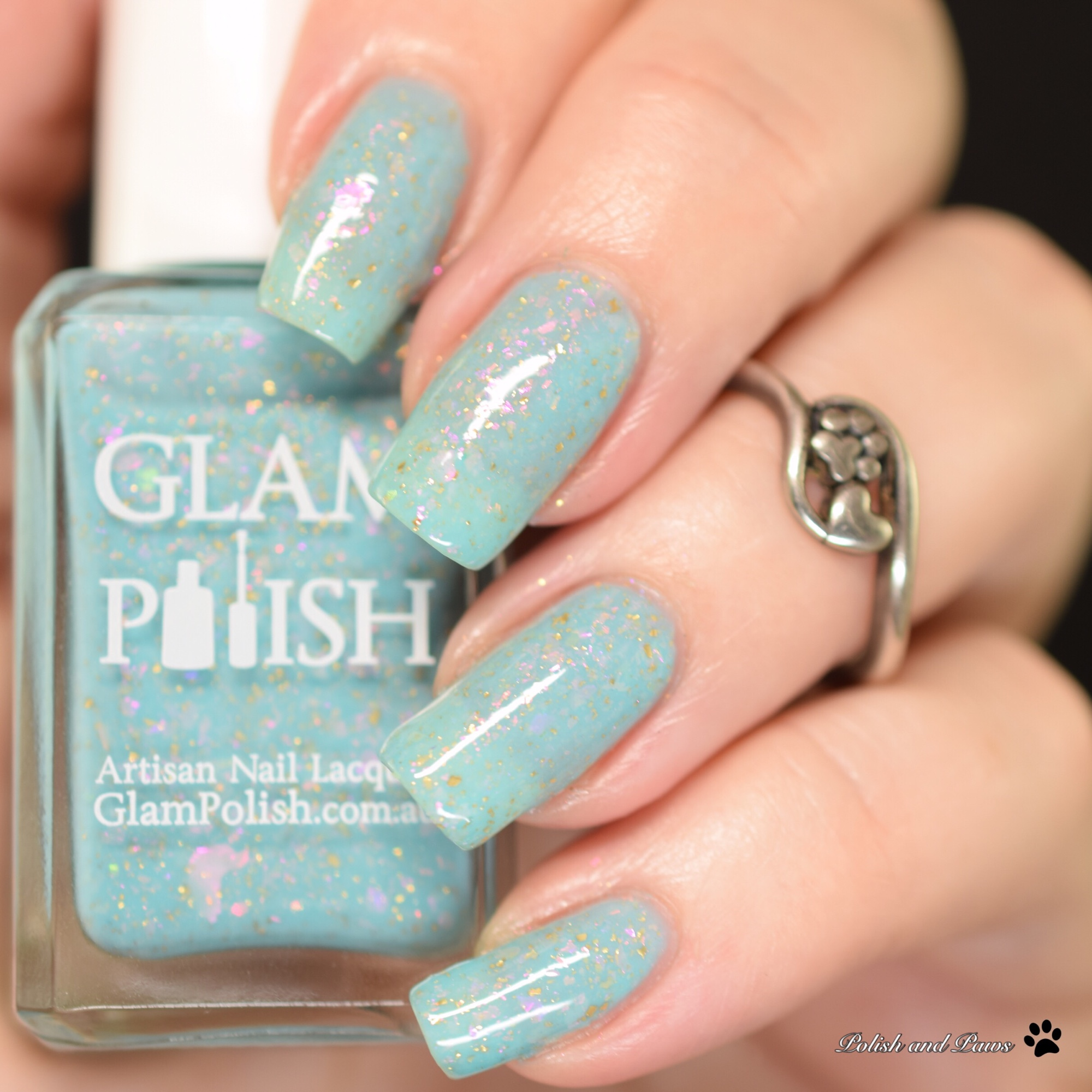Glam Polish Don't you want to go to Paris? See the Opera?