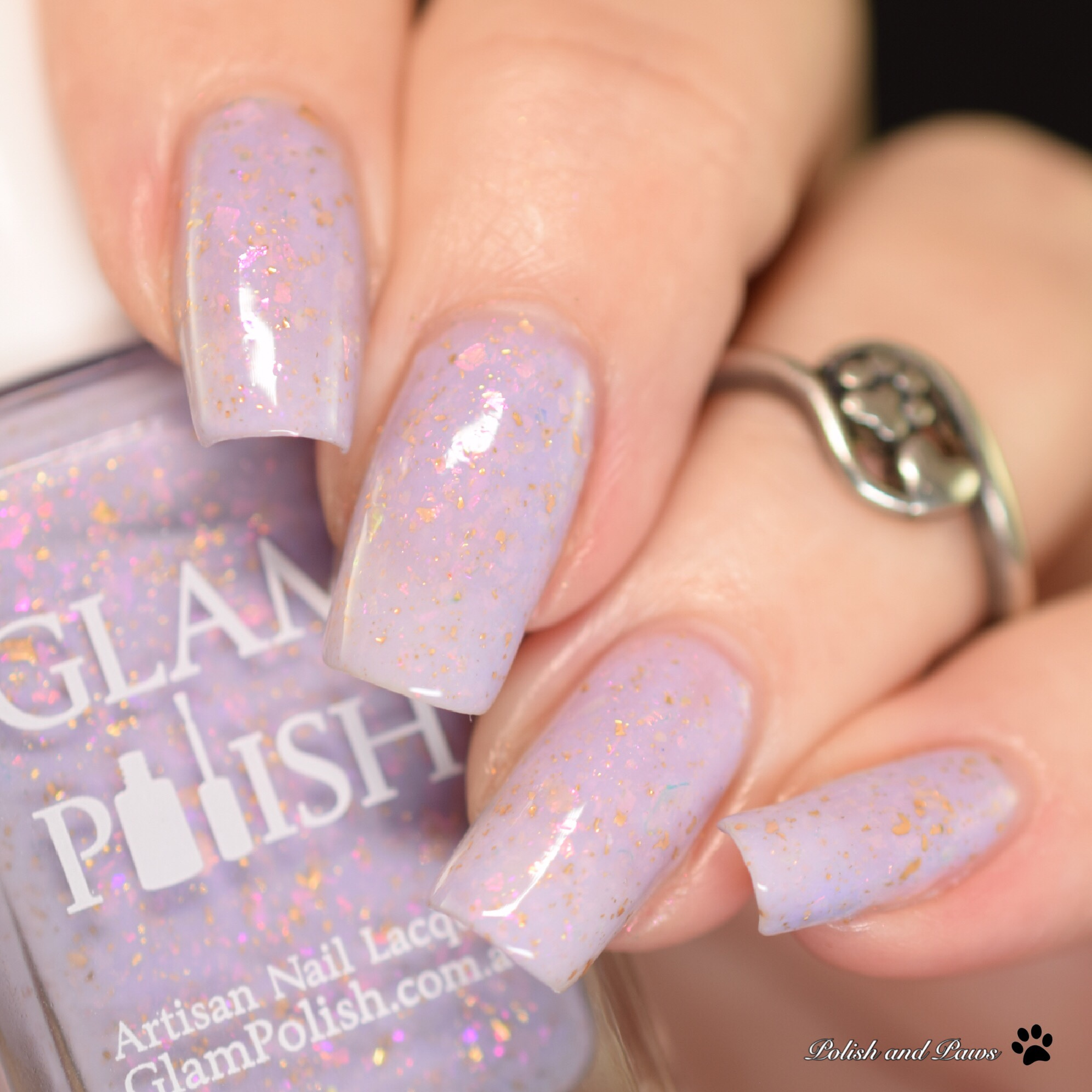 Glam Polish This Madame, is Versailles