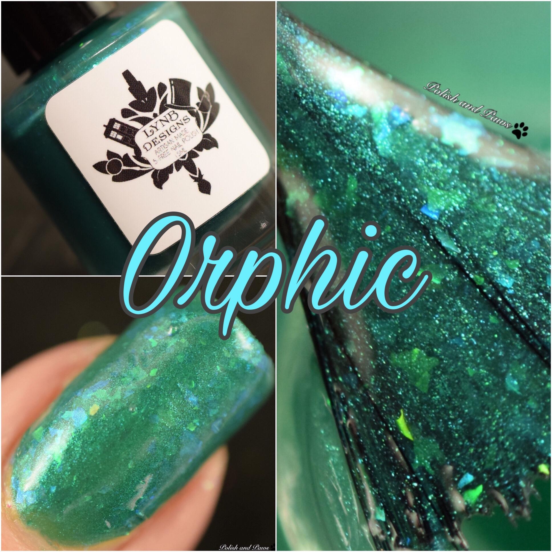 LynB Designs Orphic