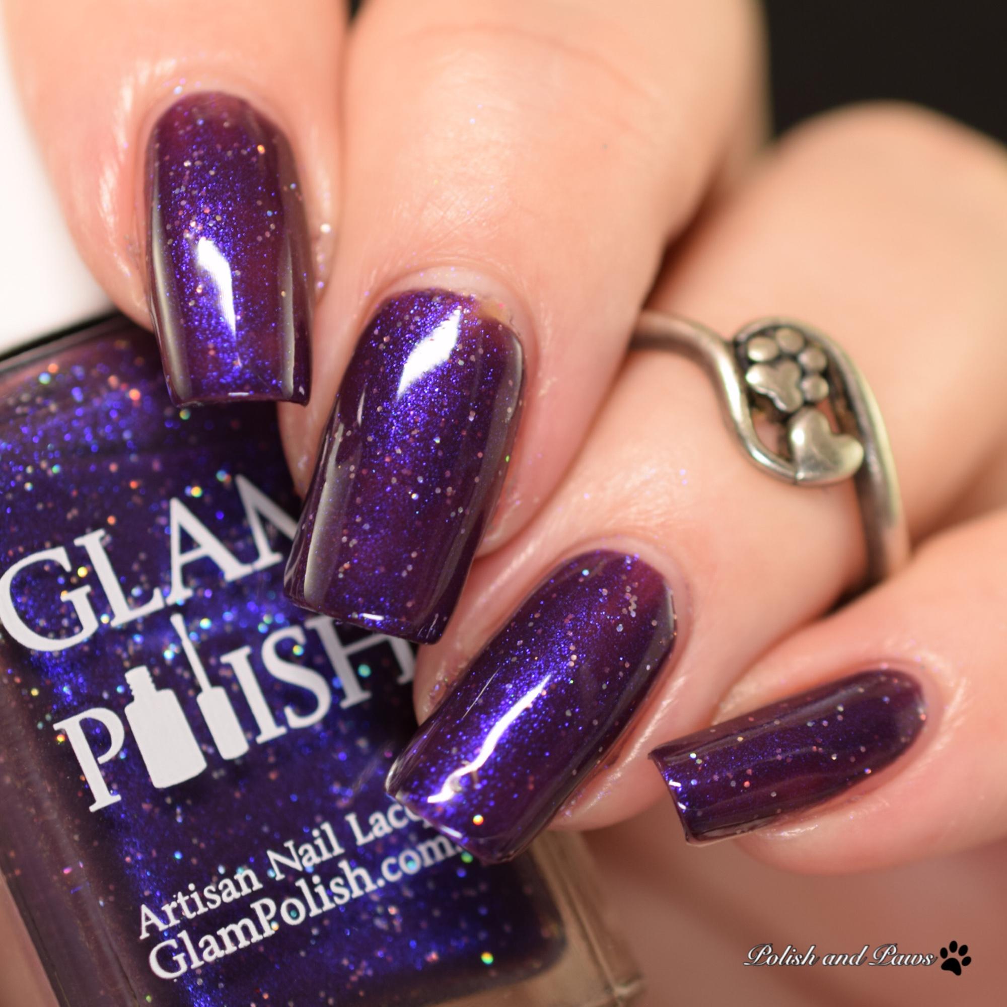 Glam Polish The Darkening