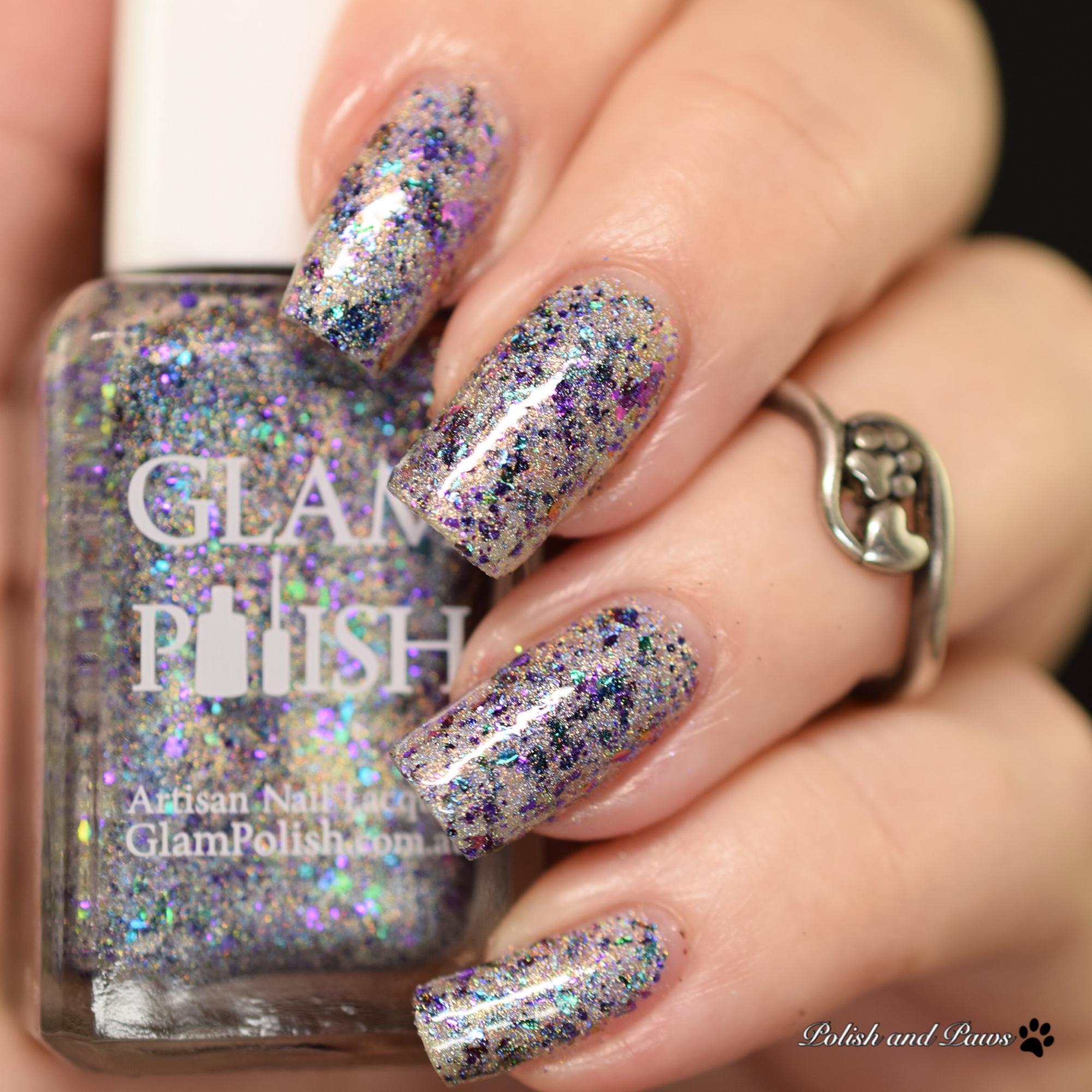 Glam Polish Eye to the Stars