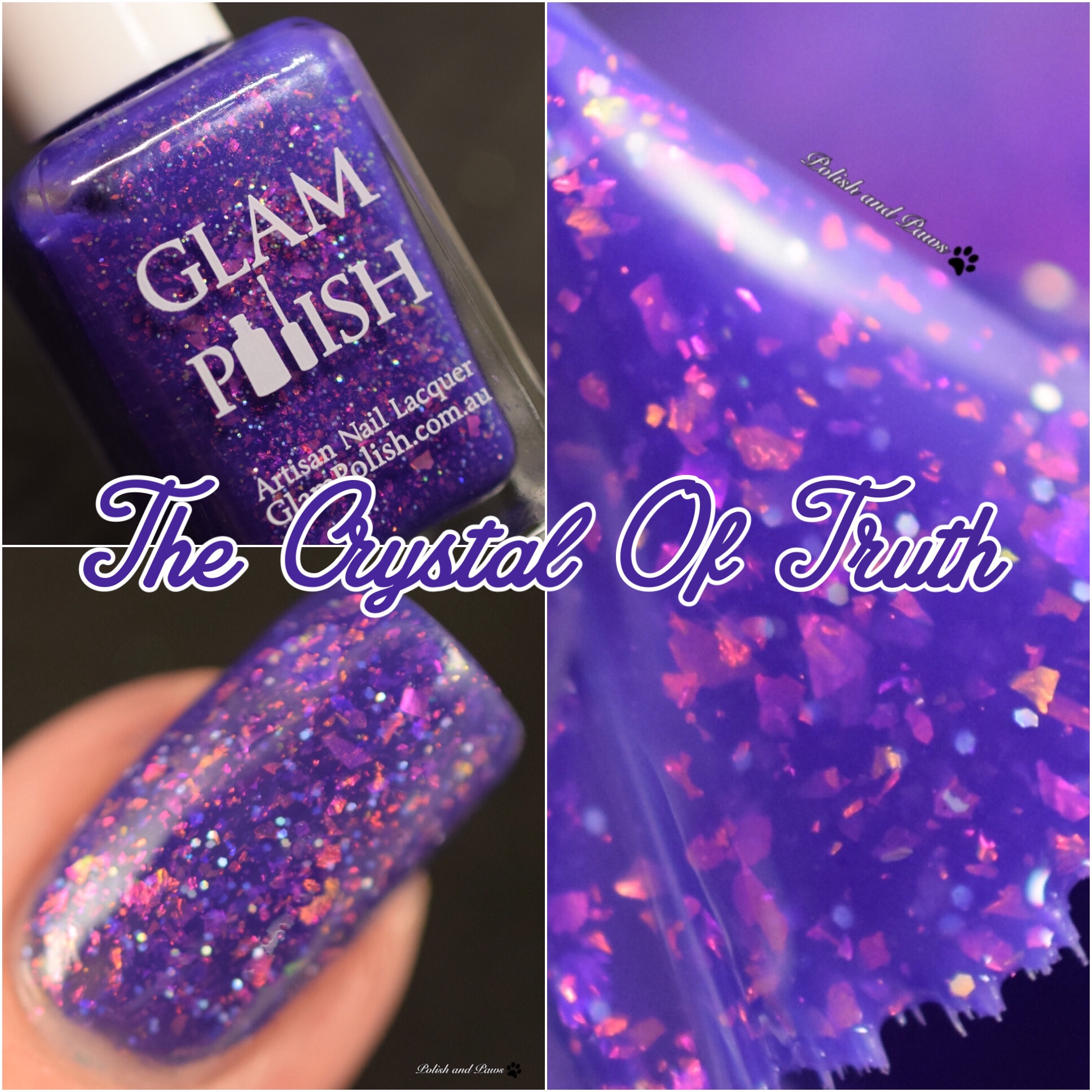 Glam Polish The Crystal of Truth