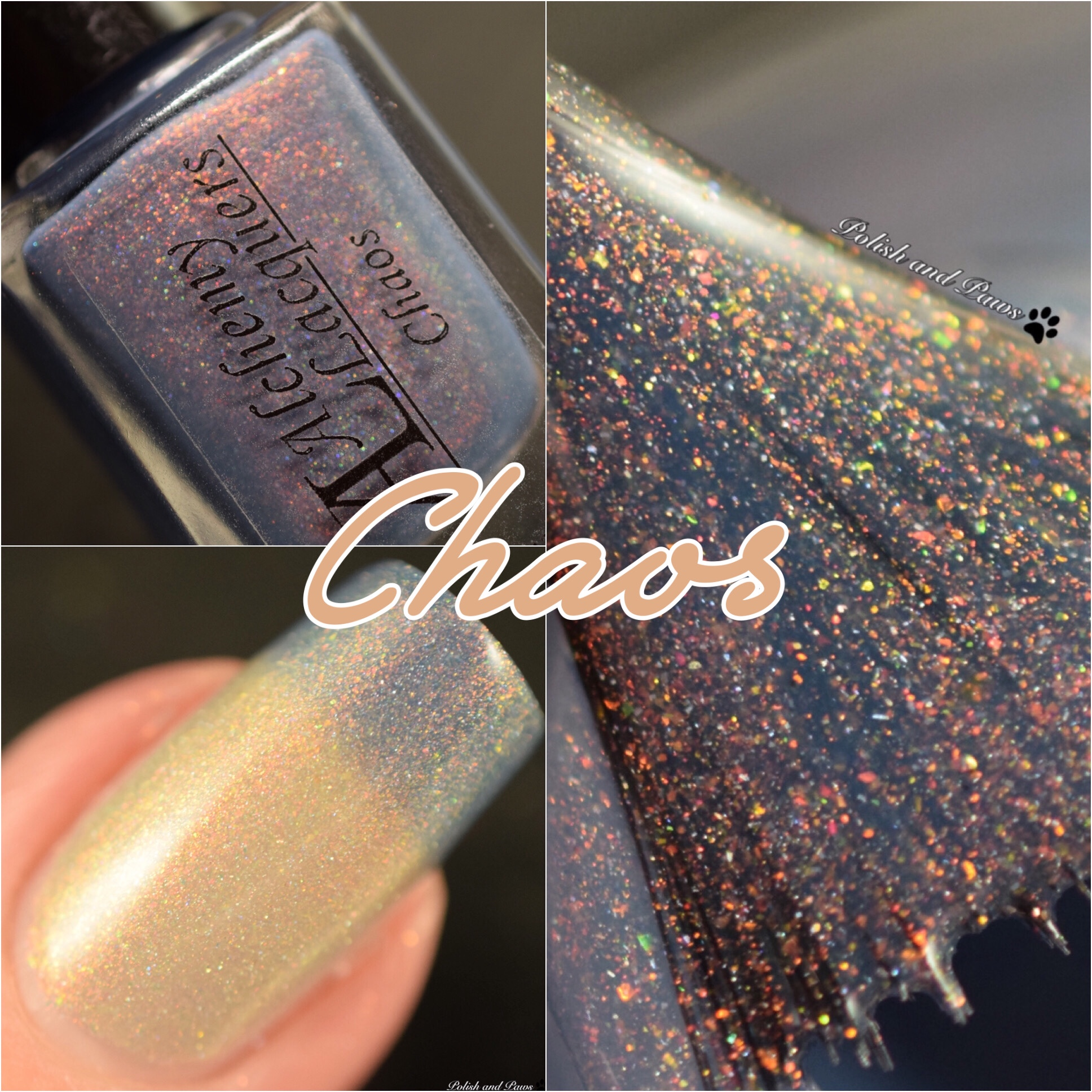 Alchemy Lacquers Chaos