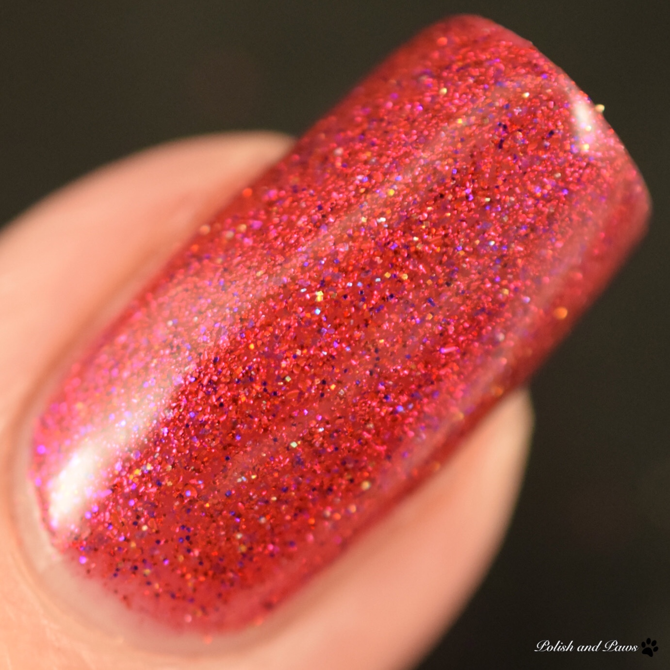 Alchemy Lacquers Cardinal Flower