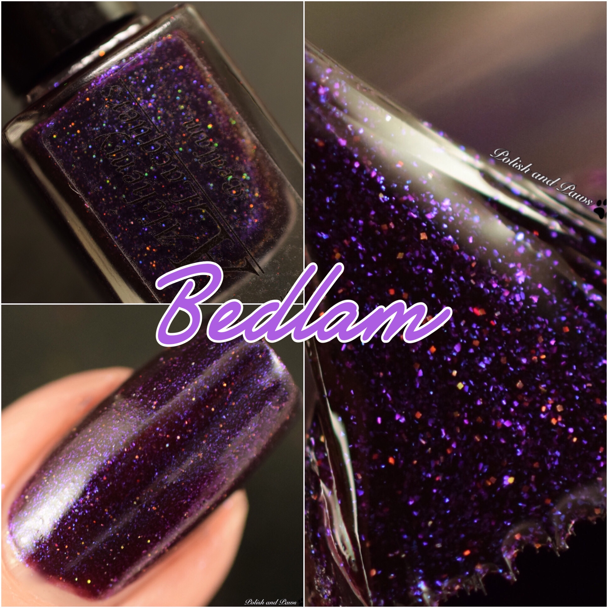 Alchemy Lacquers Bedlam