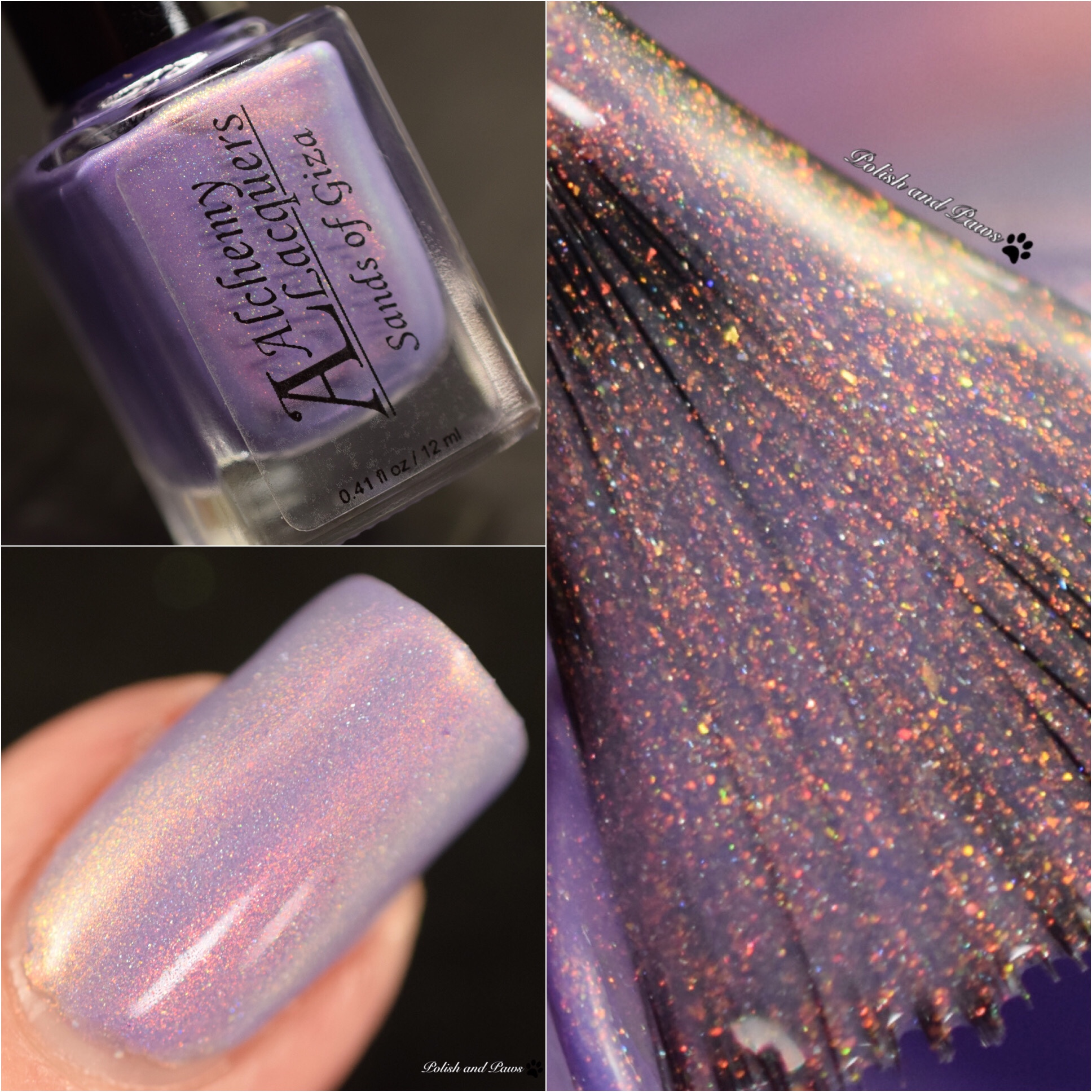 Alchemy Lacquers Sands of Giza