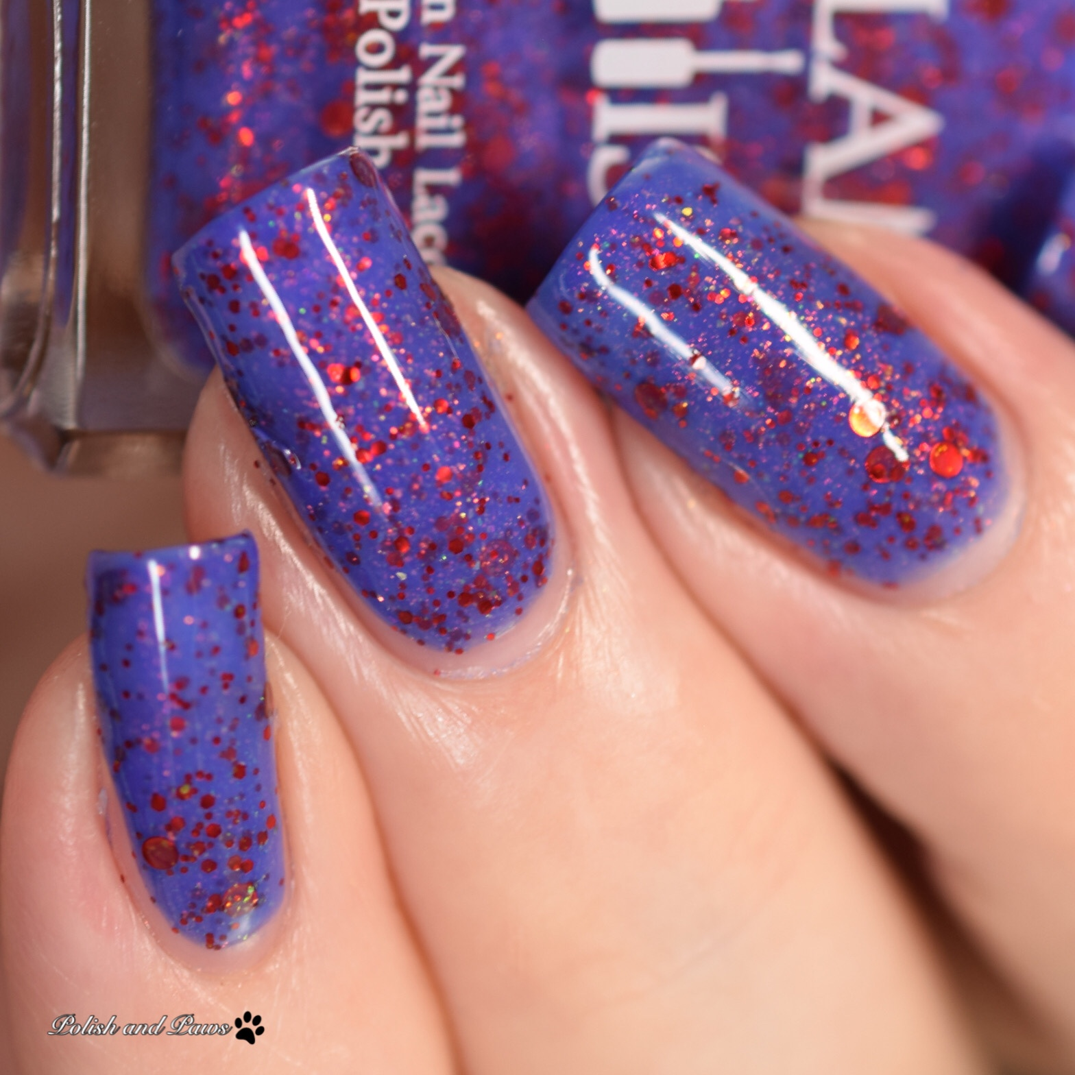 Glam Polish Dreaming with Your Eyes Wide Open