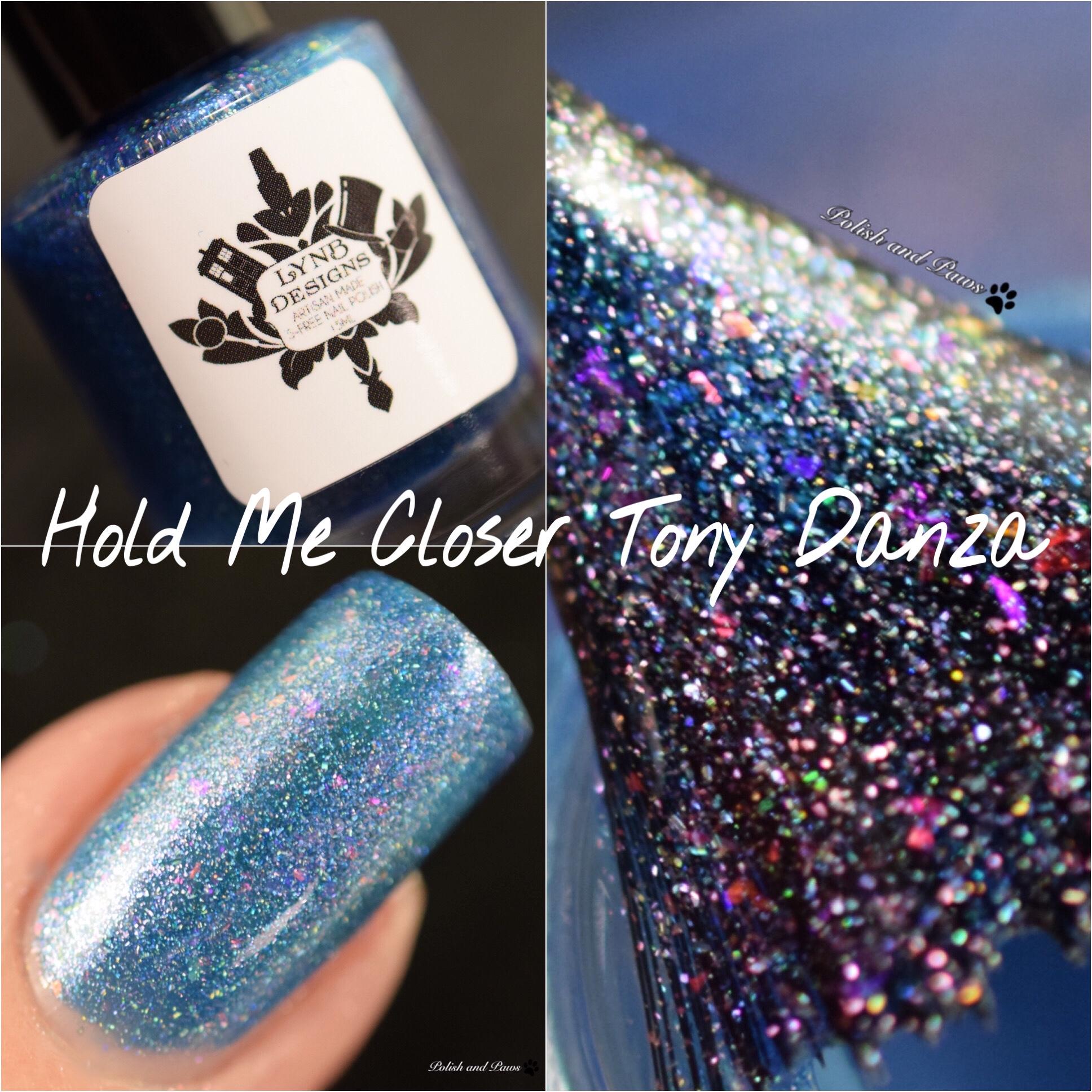 LynB Designs Hold me closer Tony Danza