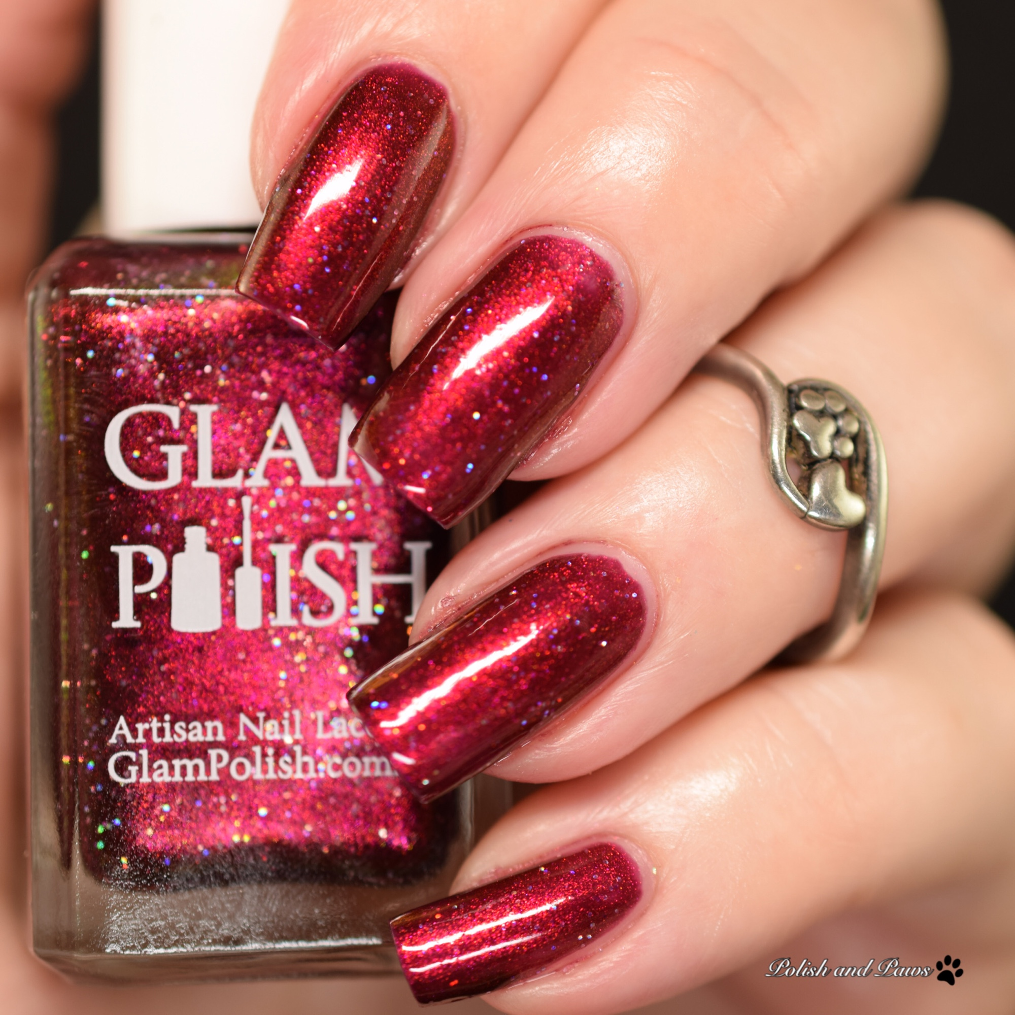 Glam Polish The Show Must Go On