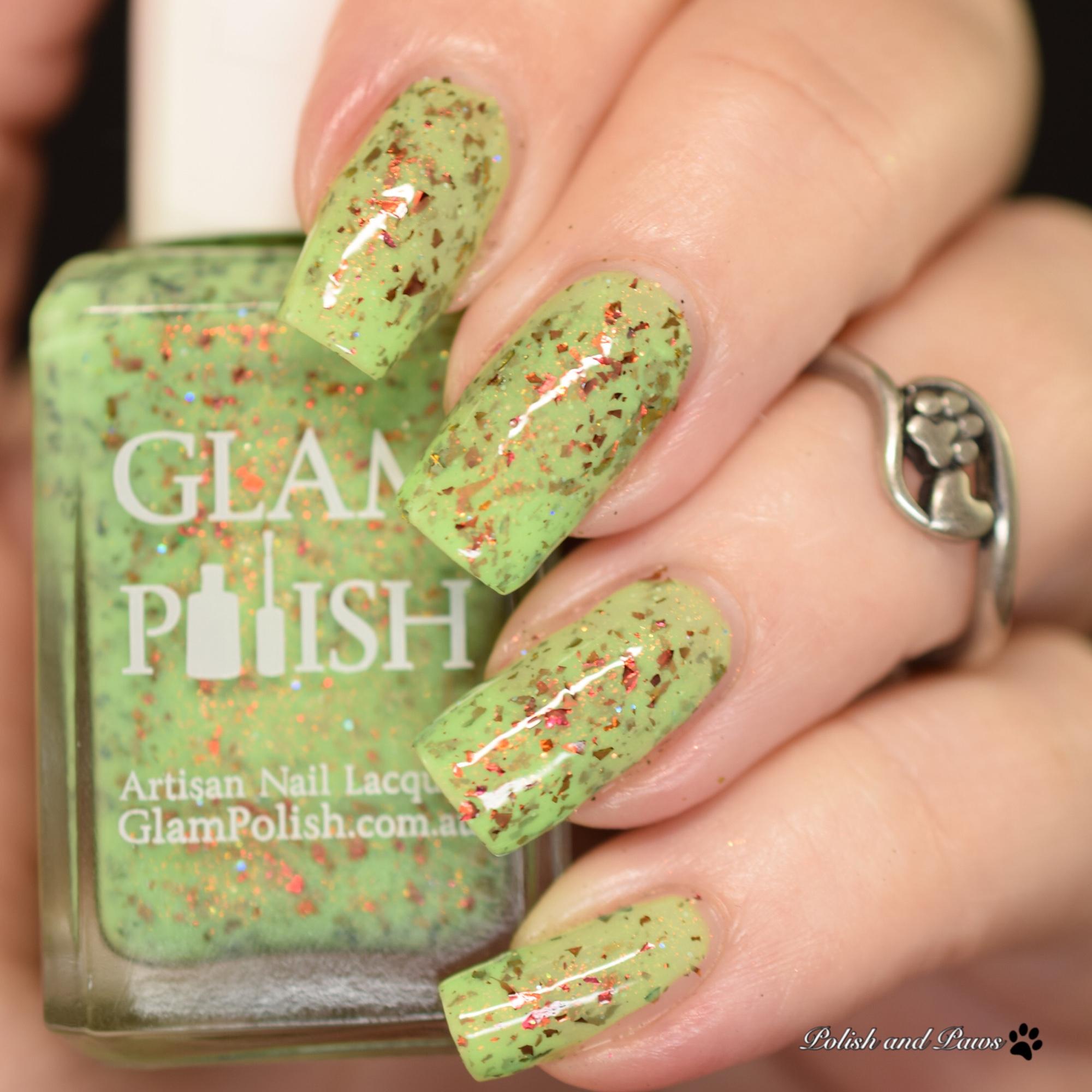 Glam Polish Elphaba