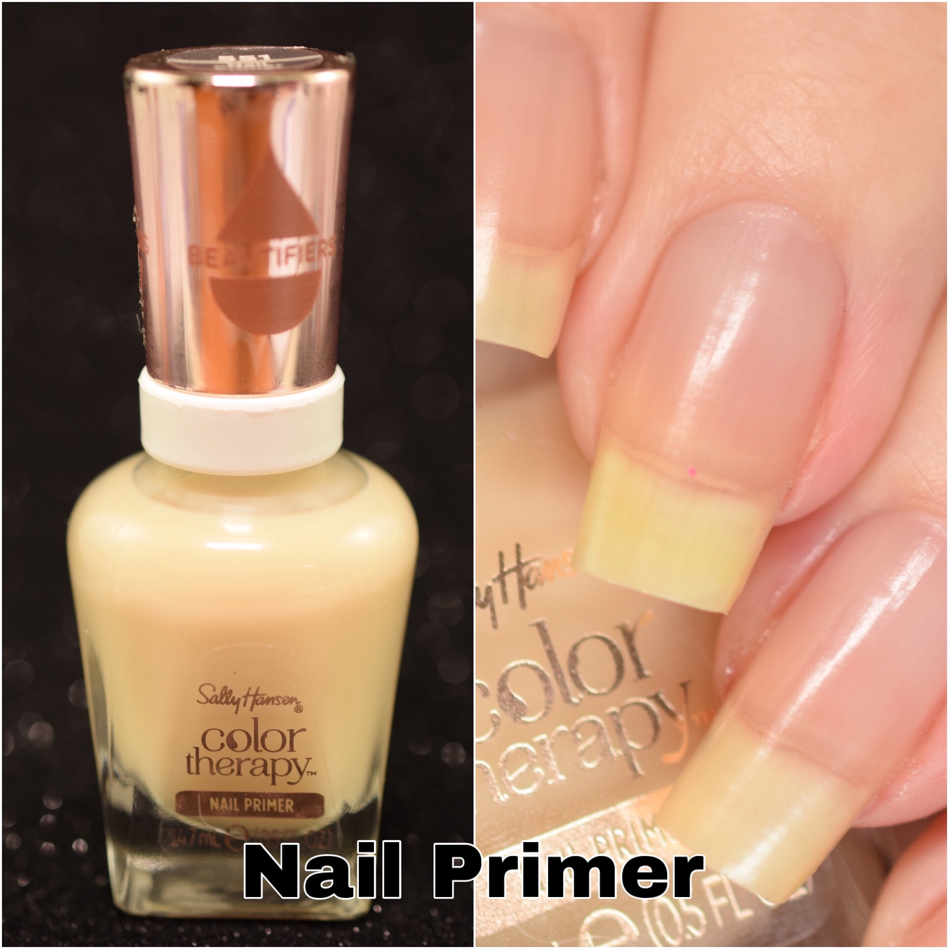 Sally Hansen Color Therapy Nail Primer