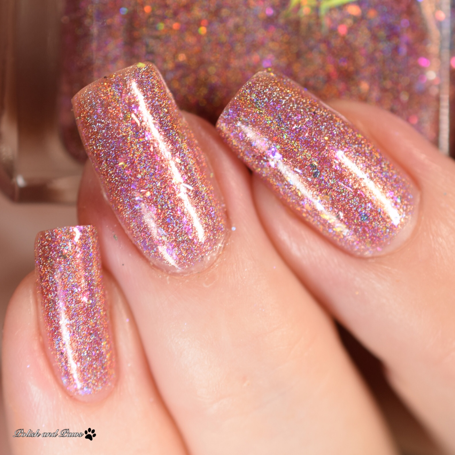 Starlight Polish Fateful Pinks