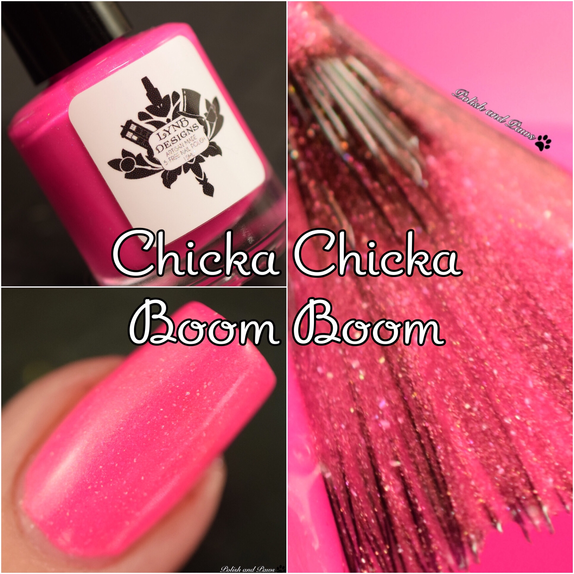 LynB Designs Chicka Chicka Boom Boom
