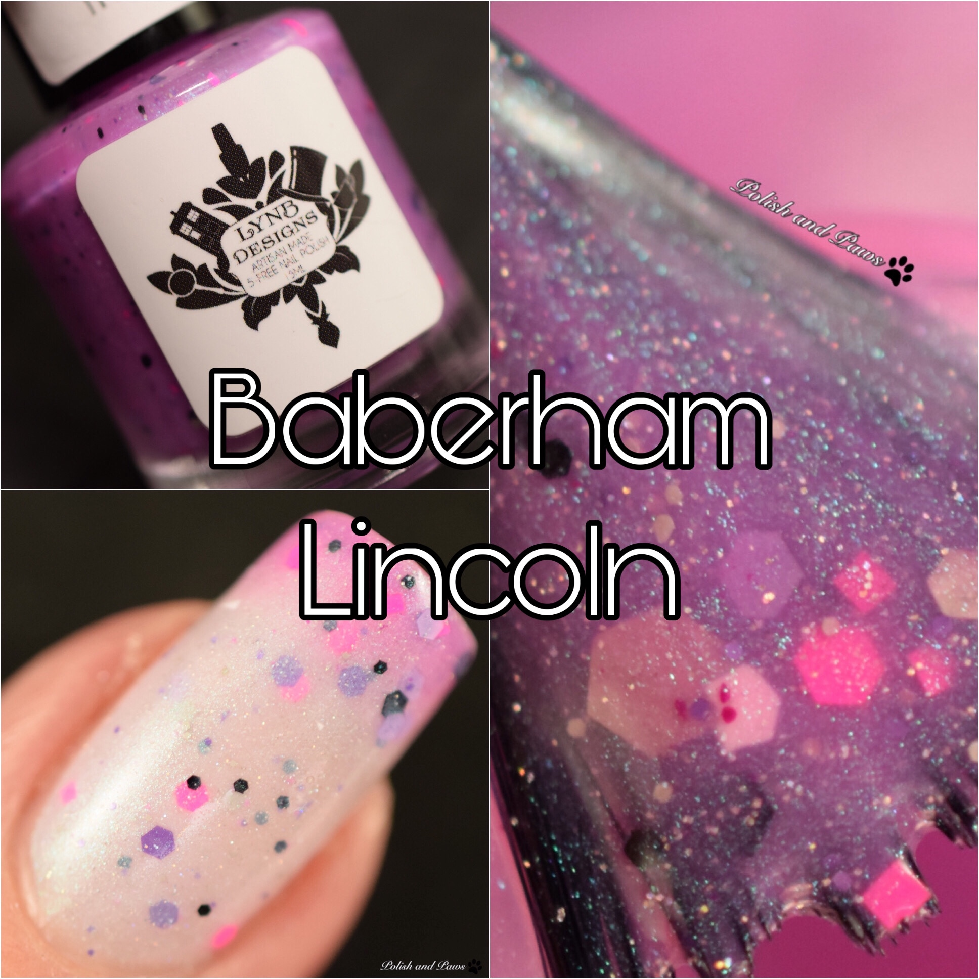 LynB Designs Baberham Lincoln