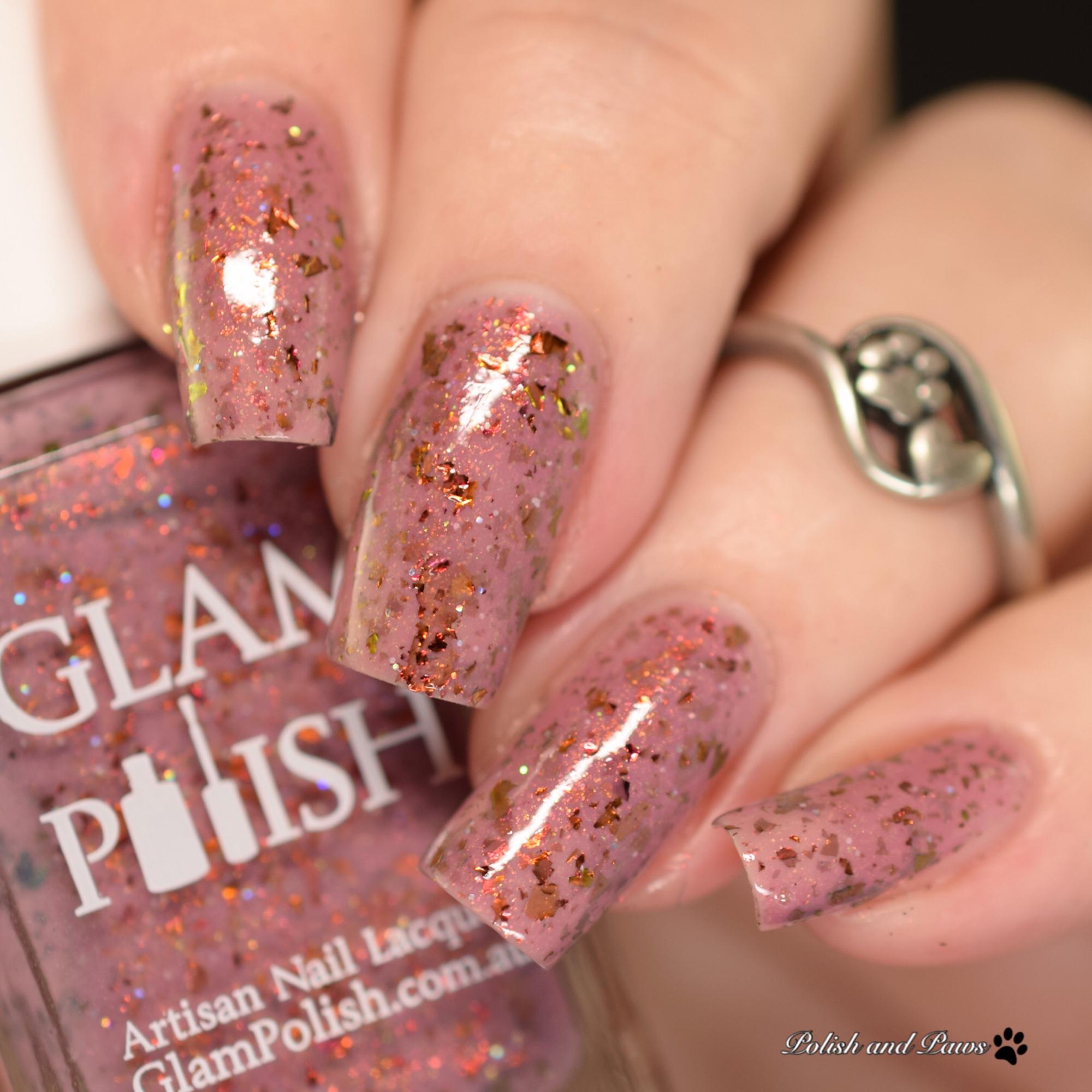 Glam Polish Dragon Heart