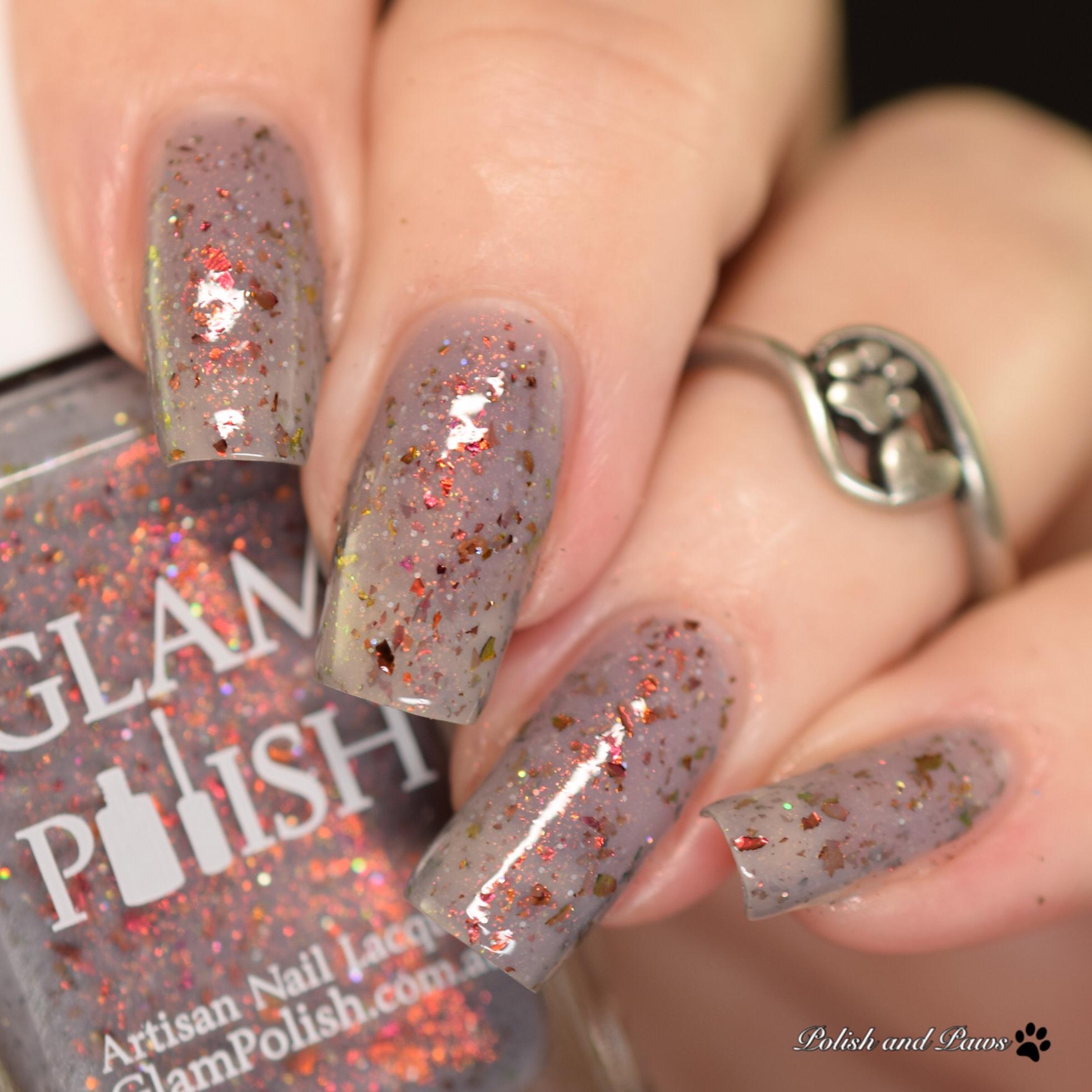 Glam Polish Gandalf