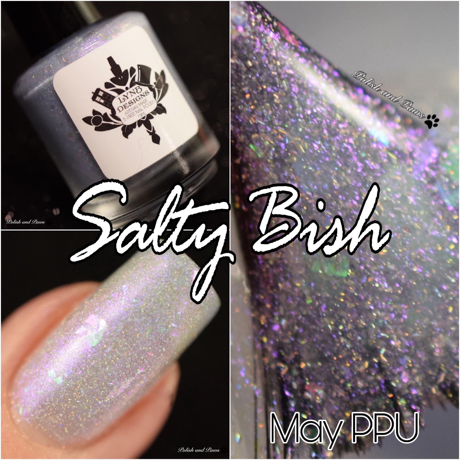 LynB Designs Salty Bish