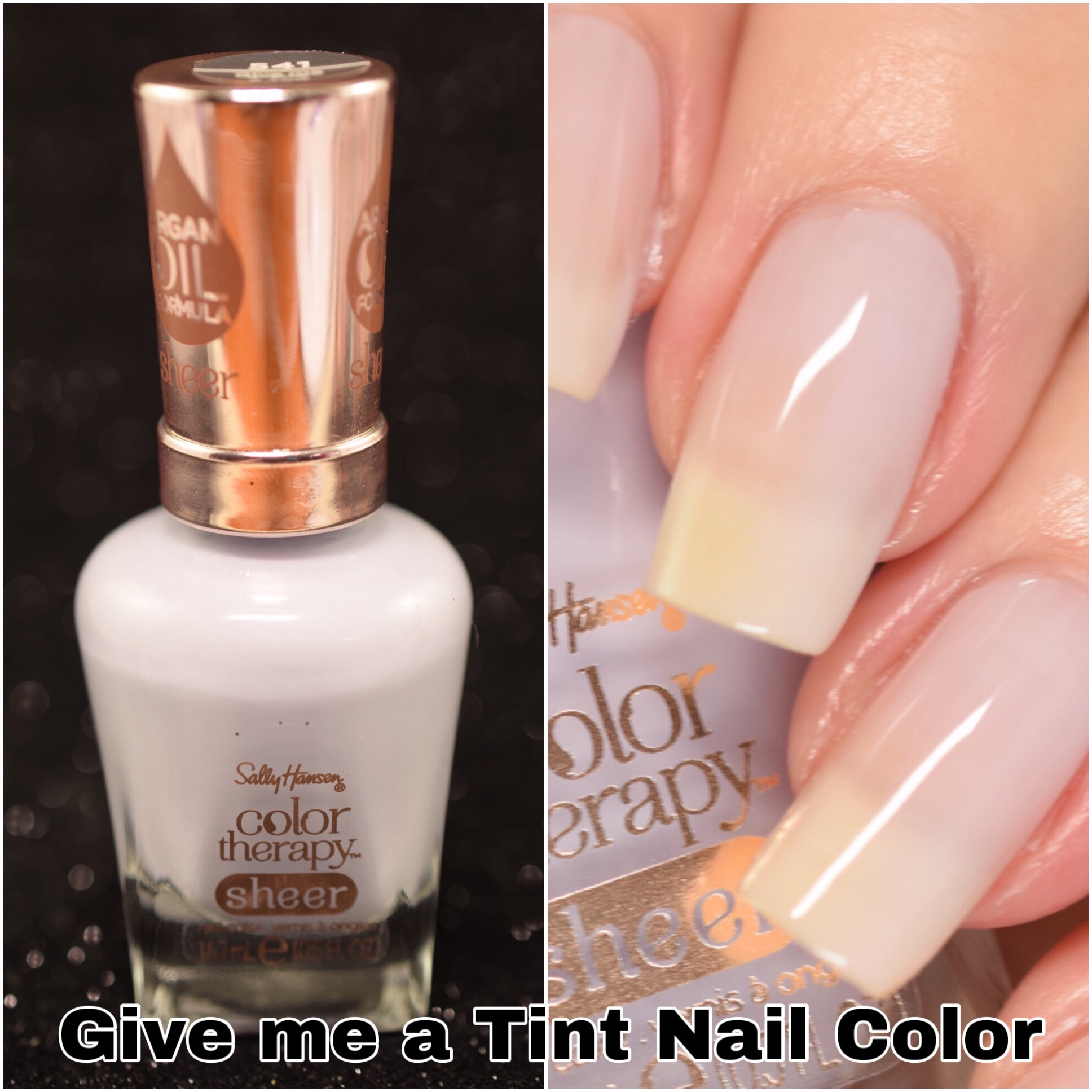 Sally Hansen Color Therapy Give me a Tint