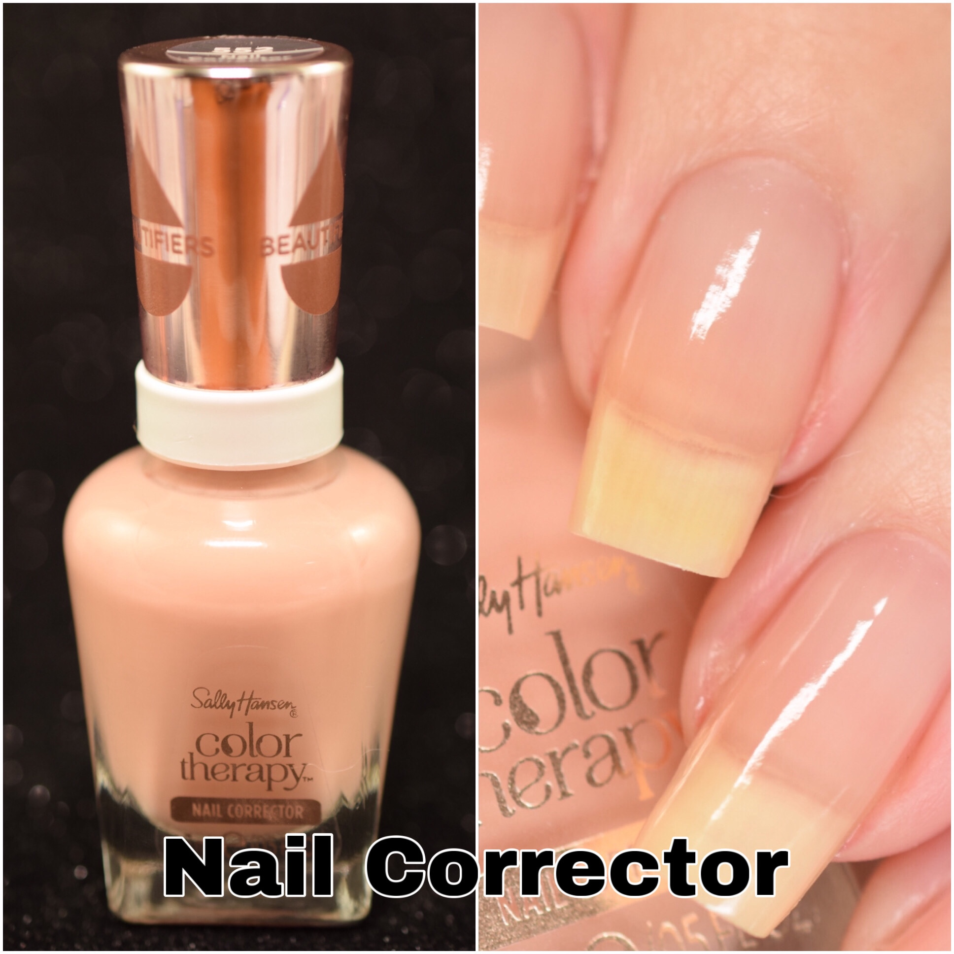 Sally Hansen Color Therapy Nail Corrector