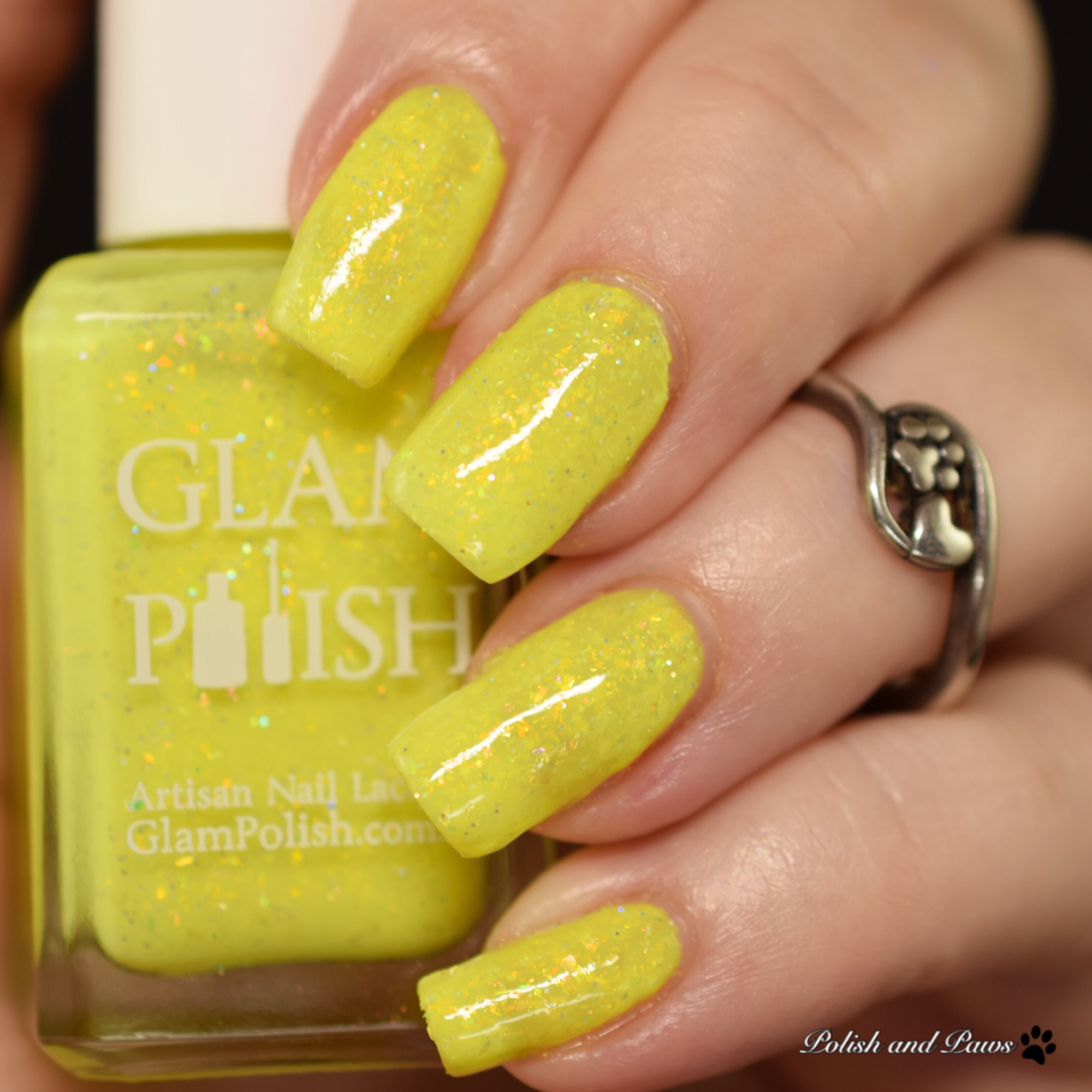 Glam Polish Sunshine in my Pocket