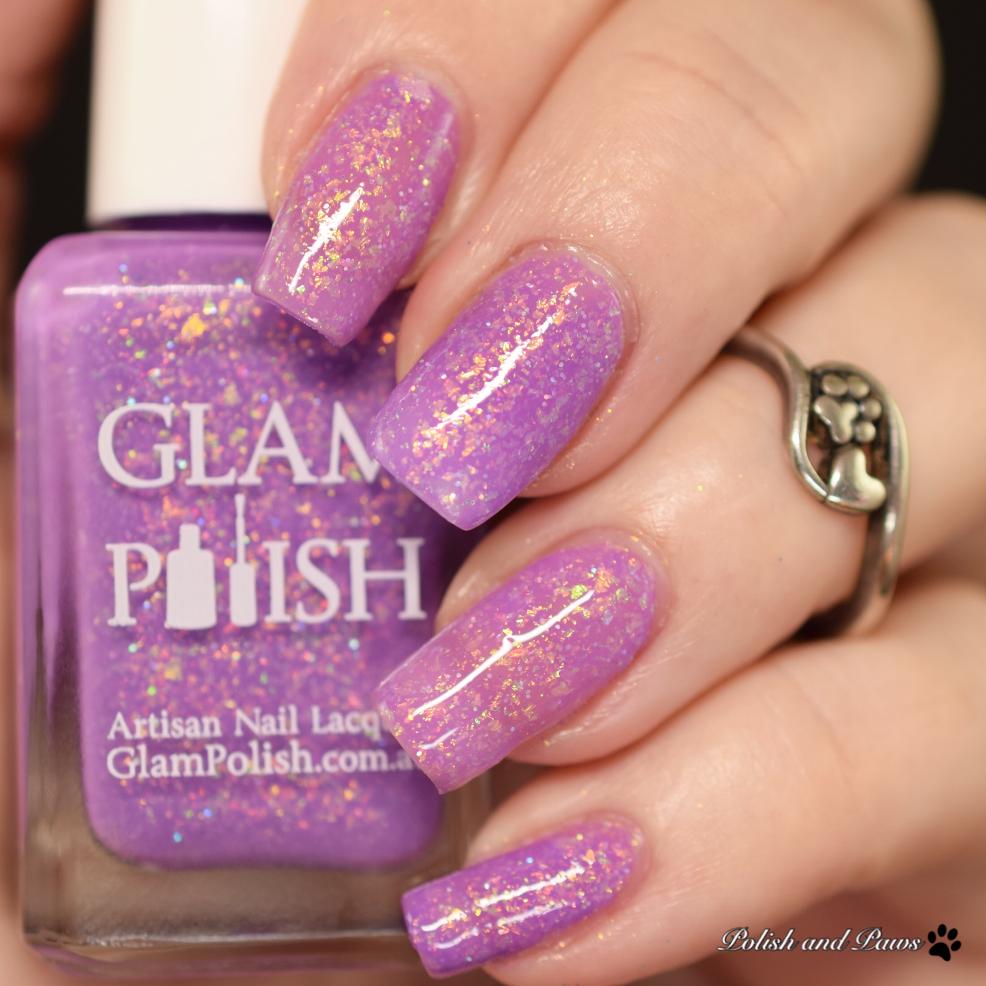 Glam Polish Beauty and the Beach