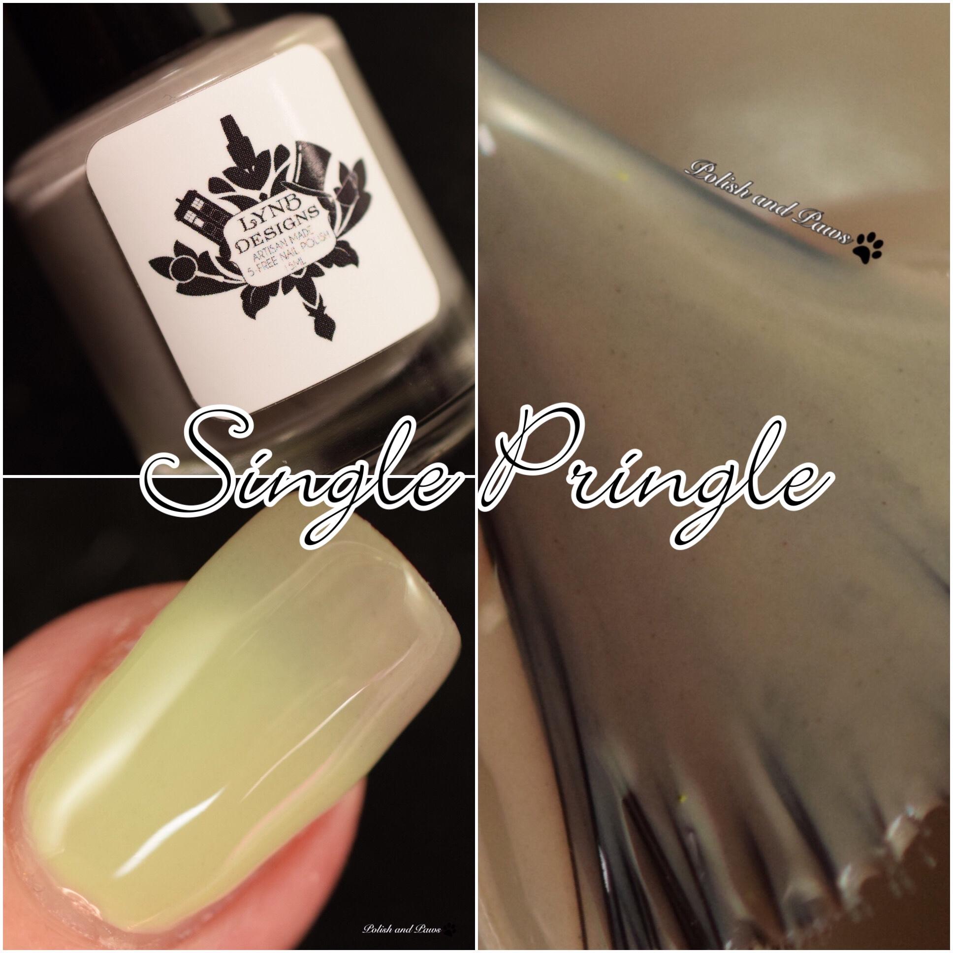 LynB Designs Single Pringle