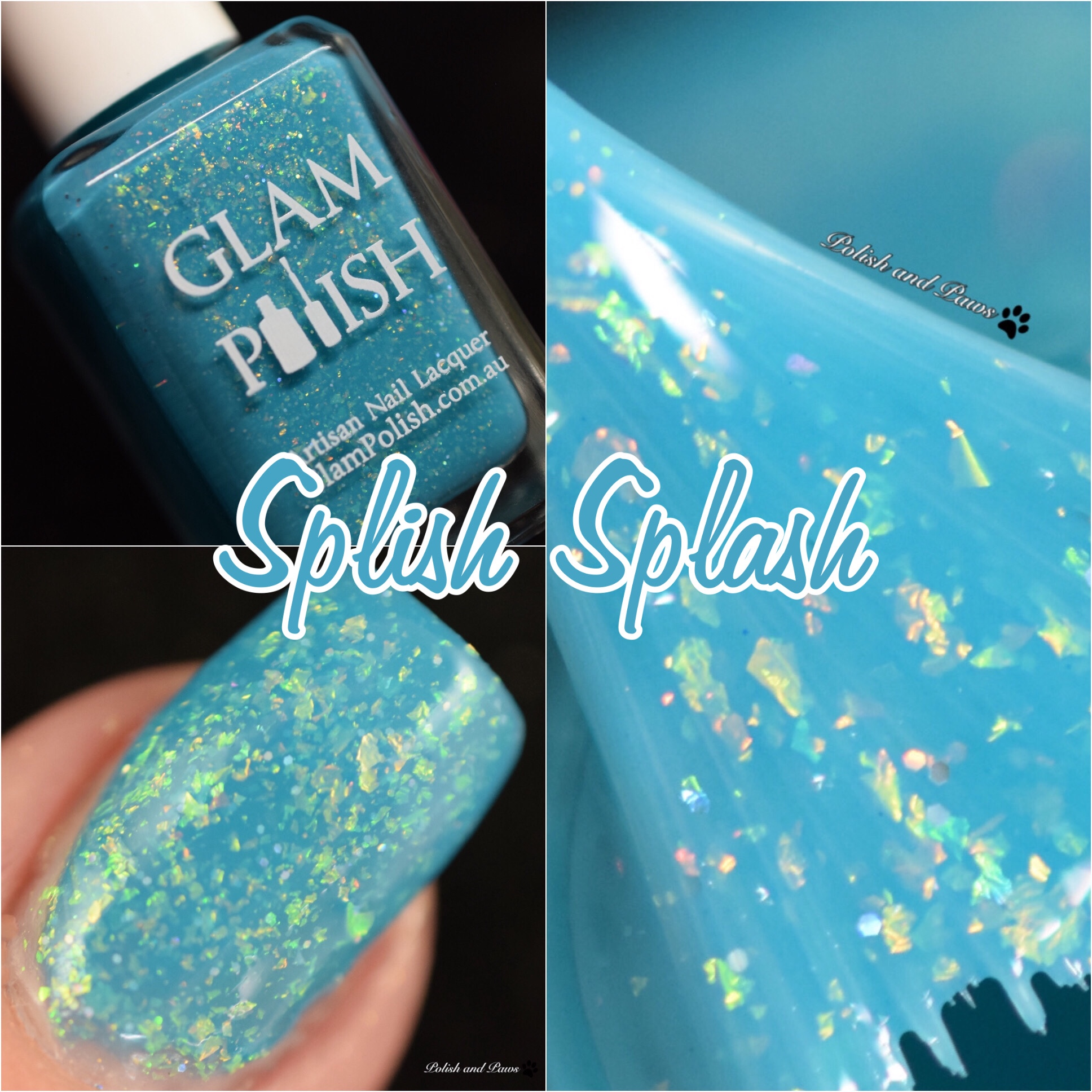 Glam Polish Splish Splash